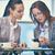 gens · d'affaires · modernes · jeunes · affaires · femme · d'affaires - photo stock © pressmaster