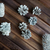 srebrny · symbolika · christmas · drzewo · dekoracje · liści - zdjęcia stock © pressmaster