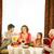 Having dinner stock photo © pressmaster