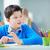 Schoolboy at lesson stock photo © pressmaster