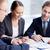 男 · 女性 · 金融 · 結果 · ビジネス · オフィス - ストックフォト © pressmaster