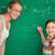 少女 · 数学 · 黒板 · 背面図 · 着用 · 眼鏡 - ストックフォト © pressmaster