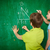 Pupils by blackboard stock photo © pressmaster