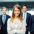 成功した · 女性実業家 · グループ · 優しい · 幸せ - ストックフォト © pressmaster