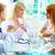 felajánlás · vitaminok · orvos · beteg · orvosi · konzultáció - stock fotó © pressmaster