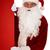 фото · счастливым · Дед · Мороз · из · красный - Сток-фото © pressmaster