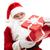 что · внутри · фото · счастливым · Дед · Мороз - Сток-фото © pressmaster