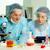 работу · серьезный · эксперимент · новых · вещество - Сток-фото © pressmaster