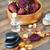 beleza · coleção · secar · estância · termal · pedras · aromático - foto stock © pressmaster