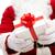 щедрость · фото · Дед · Мороз · рук · красный - Сток-фото © pressmaster