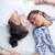 odaadás · kép · fiatal · fickó · barátnő · padló - stock fotó © pressmaster