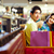 charmant · asian · paar · cafetaria · mooie · vrouw - stockfoto © pressmaster
