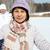 kayakçılık · portre · çekici · orta · kadın · bakıyor - stok fotoğraf © pressmaster