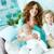 幸せ · 母性 · 肖像 · 母親 · 2 - ストックフォト © pressmaster