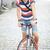 Bicyclist in park stock photo © pressmaster
