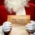 kerstman · vrolijk · christmas · bericht · taal - stockfoto © pressmaster