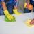 спрей · очистки · стороны · желтый · перчатка - Сток-фото © pressmaster