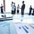 financeiro · gráficos · documentos · tabela · laptop - foto stock © pressmaster
