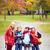 groupe · permanent · parc · fille · enfants - photo stock © pressmaster