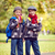 iki · mutlu · yalıtılmış · beyaz · gençler - stok fotoğraf © pressmaster