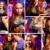vrouw · cocktail · bar · club · jonge · vrouw - stockfoto © pressmaster