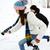 зима · отдых · портрет · счастливым · пару - Сток-фото © pressmaster
