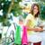 alışveriş · an · bacaklar · müşteri · ayakkabı · renkli - stok fotoğraf © pressmaster
