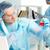 apprentissage · fluide · étudier · nouvelle · laboratoire - photo stock © pressmaster