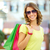zomer · klant · portret · winkelen · jonge · vrouw - stockfoto © pressmaster