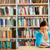 érdekes · könyv · függőleges · kép · iskolás · olvas - stock fotó © pressmaster