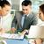 explaining work stock photo © pressmaster