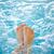 belle · Homme · jambes · piscine · image · vacances - photo stock © pressmaster