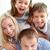 alegre · humor · retrato · familia · feliz · riendo · mujer - foto stock © pressmaster