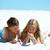pacifica · tempo · foto · felice · fratelli · spiaggia · di · sabbia - foto d'archivio © pressmaster