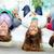 excitação · retrato · três · feliz · amigos - foto stock © pressmaster