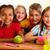 группа · портрет · Smart · школьников · глядя - Сток-фото © pressmaster