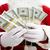Рождества · богатство · деньги · белый - Сток-фото © pressmaster