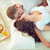 любовный · пару · целоваться · кровать · девушки - Сток-фото © pressmaster
