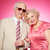 dulce · pareja · de · ancianos · sol · vacaciones - foto stock © pressmaster