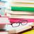 kitaplar · beş · büyük · okul - stok fotoğraf © pressmaster