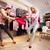 confrontation · image · deux · gourmand · filles - photo stock © pressmaster