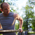 exercício · fora · moço · treinamento · esportes · equipamento - foto stock © pressmaster