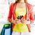 cliente · plástico · cartões · feminino · shopping - foto stock © pressmaster