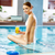 少女 · スイミングプール · 時間 · プール · 女性 · 健康 - ストックフォト © pressmaster