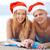 Noël · nouvelle · année · plage · Creative · style · été - photo stock © pressmaster