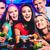 mutlu · insanlar · içmek · restoran · gençler - stok fotoğraf © pressmaster