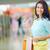 Female in the mall stock photo © pressmaster