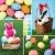 Pasqua · collage · raccolta · otto · vivere · foto - foto d'archivio © pressmaster