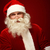 portre · noel · baba · Noel · harfler · bağbozumu · araçları - stok fotoğraf © pressmaster