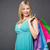 fashionable shoppers stock photo © pressmaster